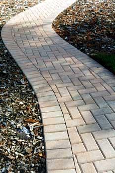 C Thomas Company Landscape Contractors Concrete Unit Pavers